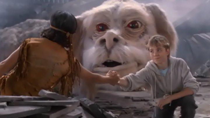 Бесконечная История (1984) фэнтэзи; приключения