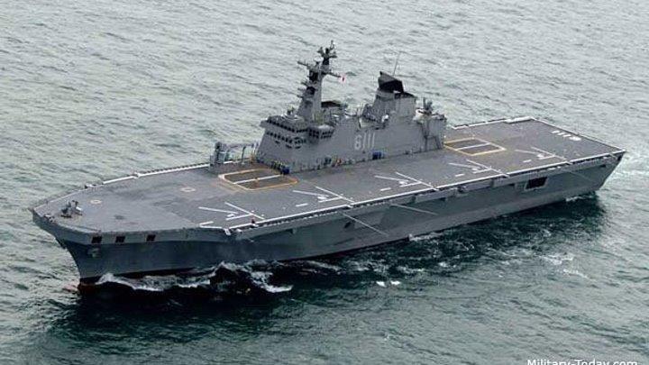 Dokdo class— серия вертолетоносцев проекта «LPX» ВМС Республики Корея, начатая 12 июля 2005 на верфях Hanjin Heavy Industries & Constructions Co. в Пусане. Названный в честь островов Токто — территории Южной Кореи, оспариваемой Японией, головной корабль серии был принят 3 июля 2007.