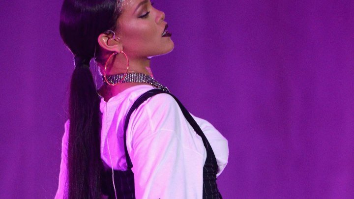 Rihanna - Where have you been (Global Citizen Festival, 24.09.2016) 😙😘😍