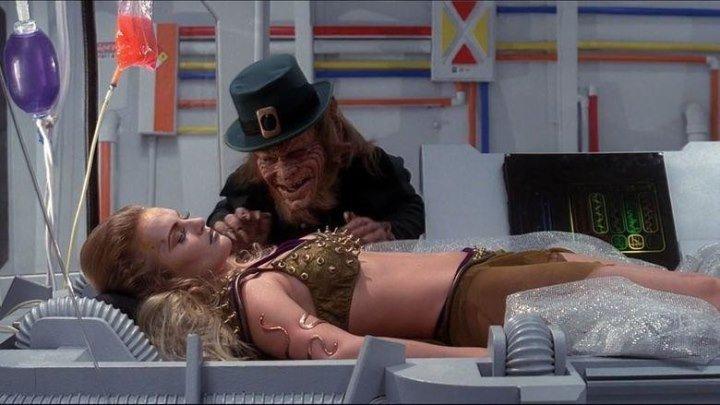 Лепрекон 4: В космосе (1996) ужасы, фэнтези
