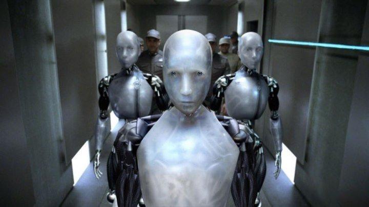 """Я, робот"" Фантастика, Боевик, Триллер, Детектив."