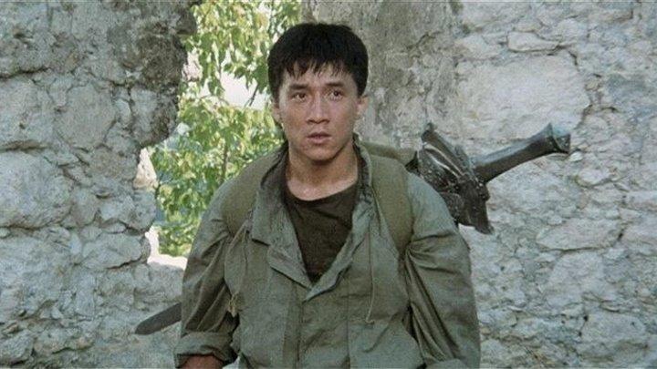 "Джеки Чан. ""Доспехи Бога 1"". 1986"