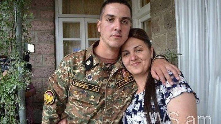 Герой апрельской войны - Шули Акопян. Ապրիլյան պատերազմի գյումրեցի հերոսը