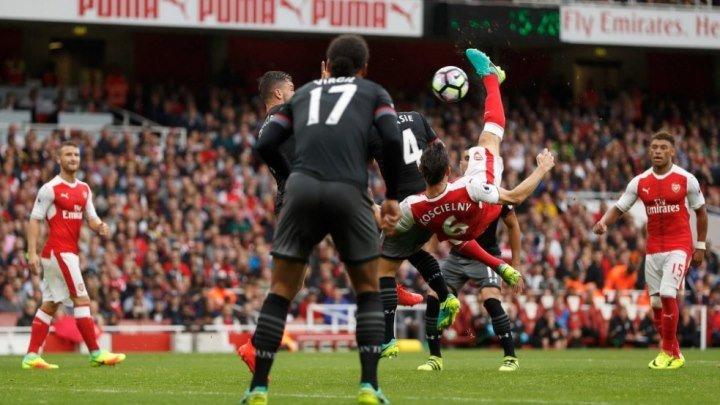 Арсенал - Саутгемптон 2-1