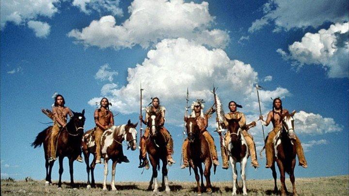 Танцующий с волками (1990) Вестерн
