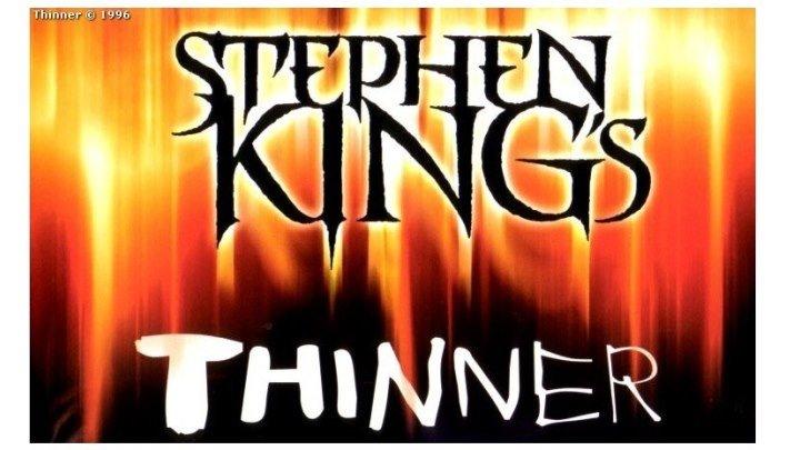 """""""Худеющий / Thinner"""" 1996"""