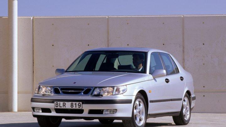 SAAB 9-5 1998 год - Большой тест-драйв