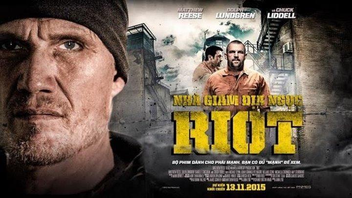Бунт - Riot (2015)