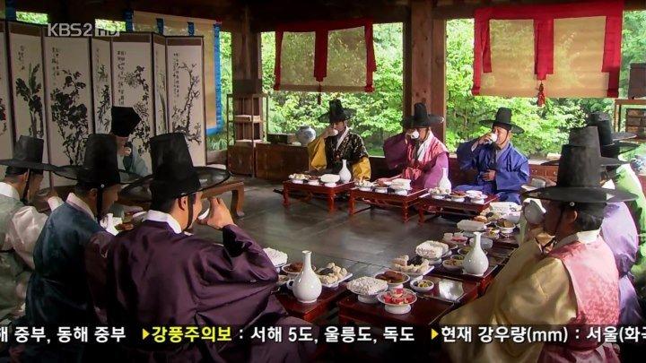 Озвучка - серия 8/20 - Скандал в Сонгюнгване (Ю. Корея) / Sungkyunkwan Scandal / 성균관 스캔들