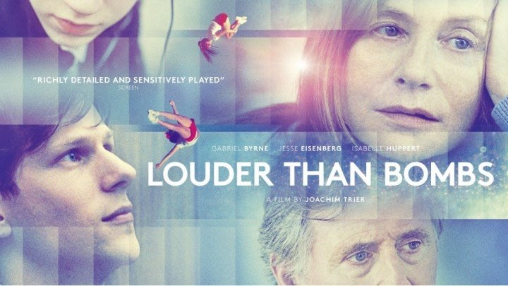 """Громче, чем бомбы / Louder Than Bombs"" 2015"