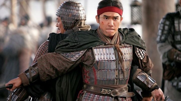 Битва у Красной скалы (2008)боевик, драма, приключения