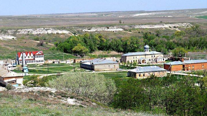 Ольховский район, Волгоградская область (Россия 1, Волгоград)