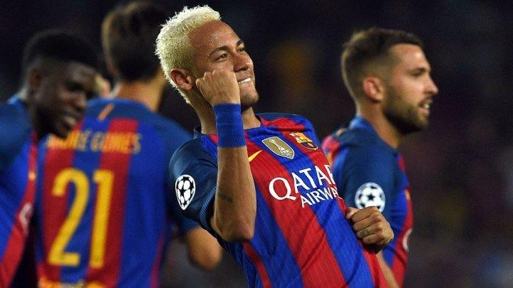 Барселона 7-0 Селтик