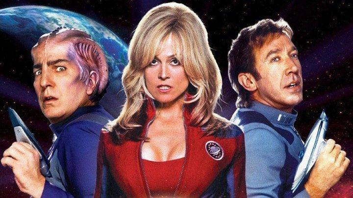 В поисках галактики 1999 фантастика, комедия, приключения
