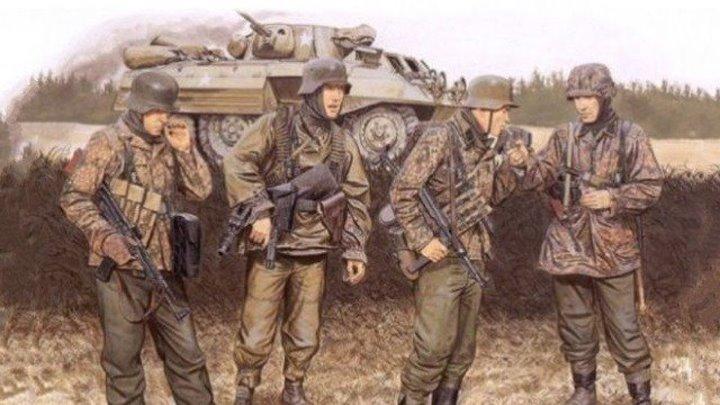 Настоящий Военный Захват Лагеря Исторические Русские фильмы 2016