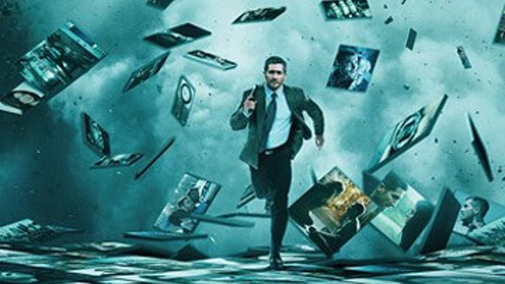 Исходный код (2011)фантастика, боевик, триллер