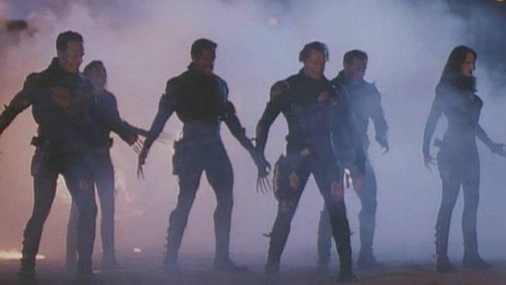 Полное затмение (1993) фантастика, ужасы