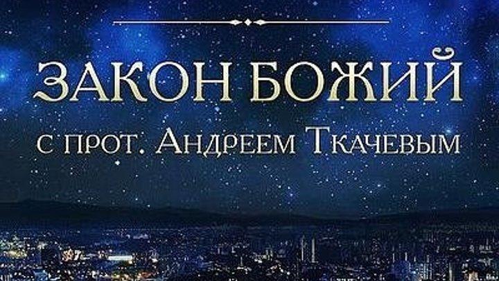 Закон Божий с протоиереем Андреем Ткачевым.