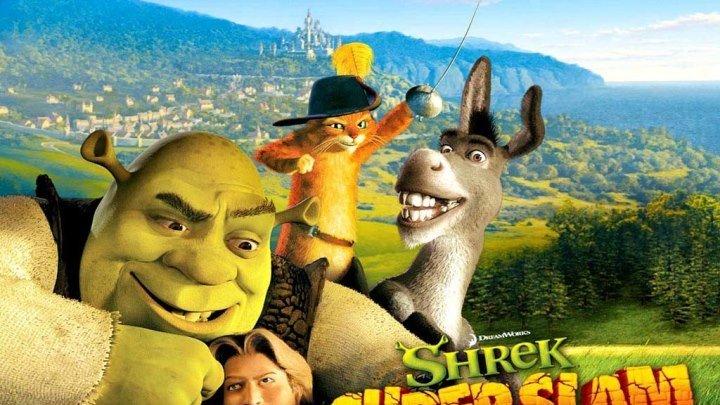 Shrek Superslam Уровень 1 ч.2