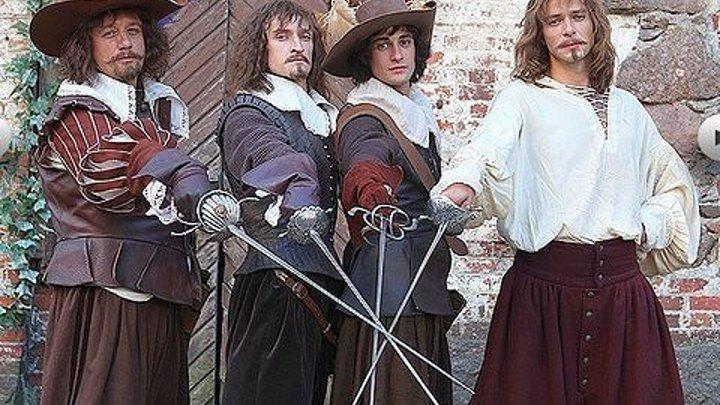 Три мушкетера (2013) 1 серия