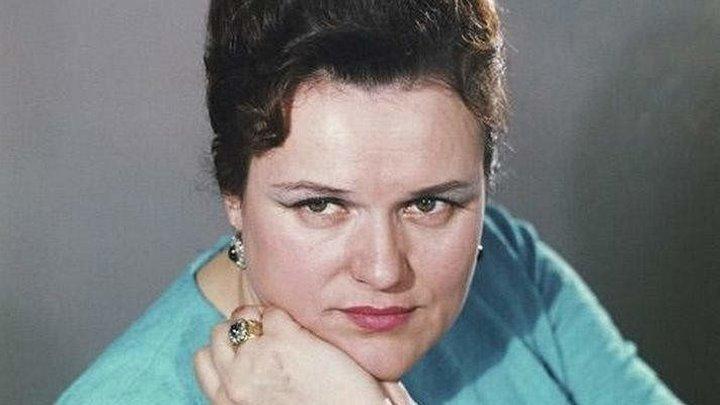 Людмила Зыкина - Судьба твоя, Россия