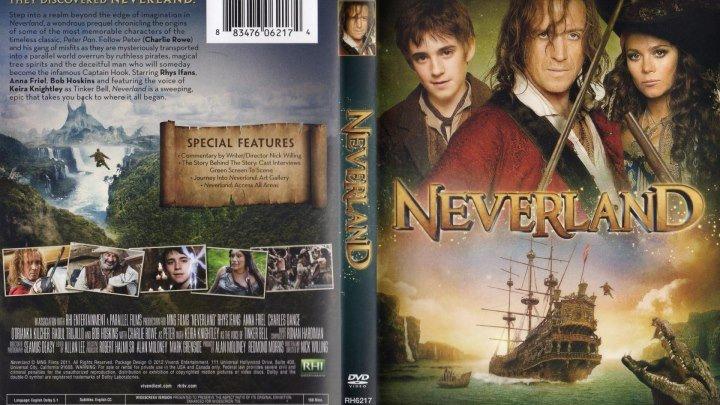 """К/Ф """" Неверлэнд /Neverland - СЕРИЯ 1 /2011 (12+) Великобритания. Фэнтези, Приключения."""