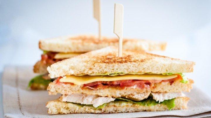 Вкусные сэндвичи. Часть 1 [Настоящая Женщина]