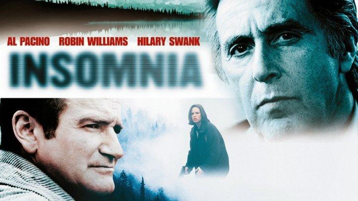 """Бессонница"" _ (2002) Триллер, детектив. (Full HD 1080p.)"