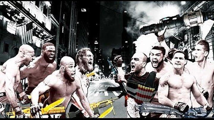 UFC 205- Conor vs Eddie