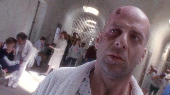 Двенадцать обезьян HD(триллер, фантастика, драма)1995