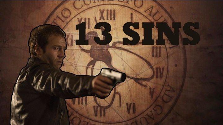 13 грехов (2014) (13 Sins) FHD 1080