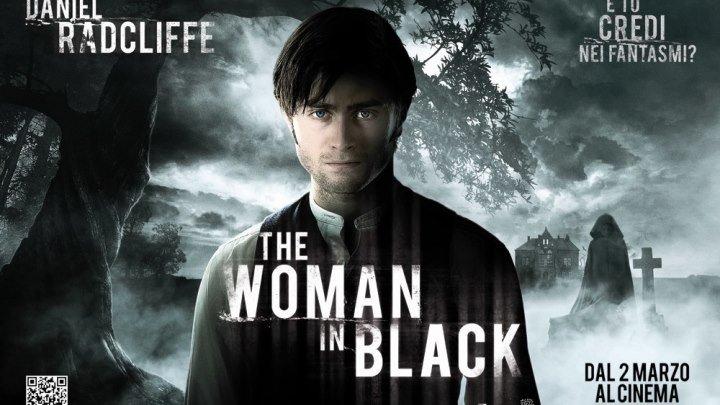 Женщина в чёрном HD(ужасы, фэнтези, триллер, драма)2012
