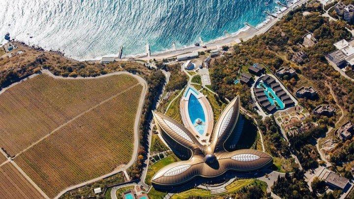 Крымский курортный комплекс Mriya признан лучшим в Европе по версии World Travel Awards..