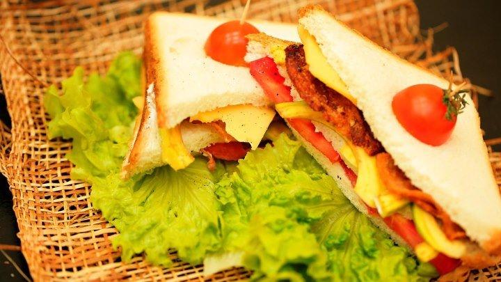 Вкусные сэндвичи. Часть 2 [Настоящая Женщина]