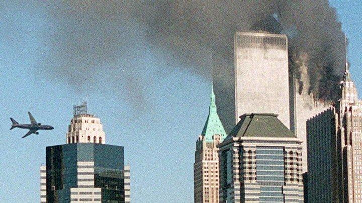 АФИГЕТЬ!!! МИР ОДУРАЧИЛИ ГОЛОГРАММОЙ Правда о 11 сентября 9-11 фейк HD