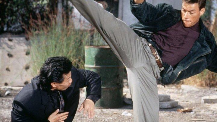 Двойной удар HD(боевик)1991 (16+)