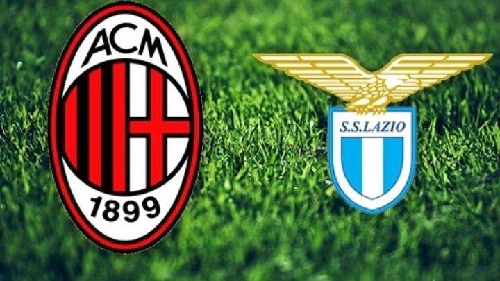 Прямая трансляция кубка Италии Милан - Лацио