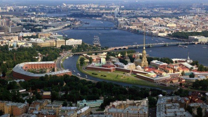 Город-герой Санкт-Петербург (панорамное видео-Timelab Pro)