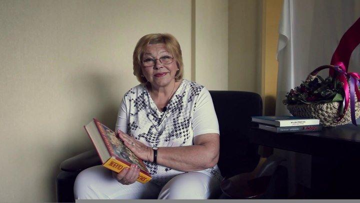 Елена Драпеко читает Итальянскую народную сказку «Три апельсина» для Никиты К.