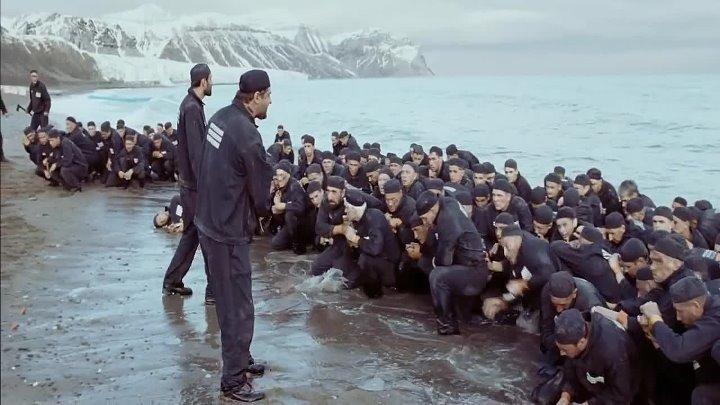ЖЕСТОЧАЙШИЙ ФИЛЬМ Новая Земля (2008) боевик, тюрьма, зона 1080p