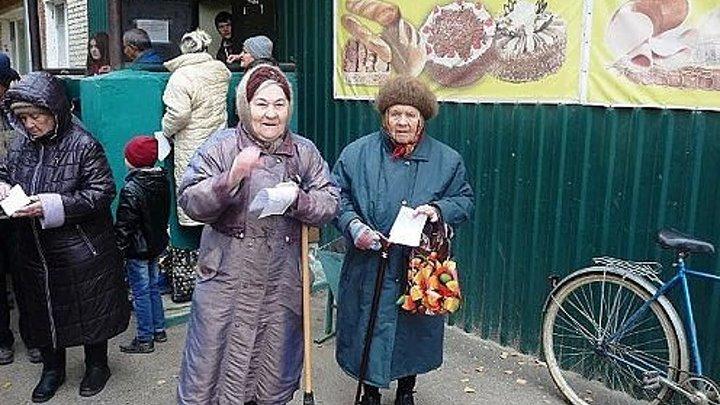 Бизнесмен из Армении раздает бесплатный хлеб в своих магазинах в Москве и Струнино