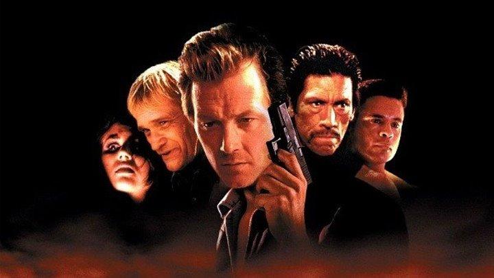 От заката до рассвета 2 Кровавые деньги Техаса [1998, ужасы, фэнтези, триллер, комедия, криминал, BDRip-AVC] AVO (Гаврилов)