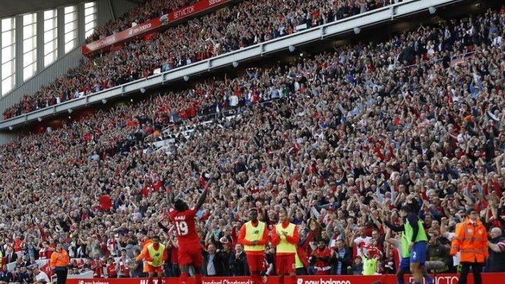 Ливерпуль Лестер 4-1