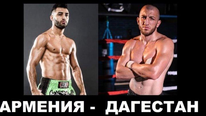 К-1 финала Геворг Джорджо Петросян - Джабар Аскеров
