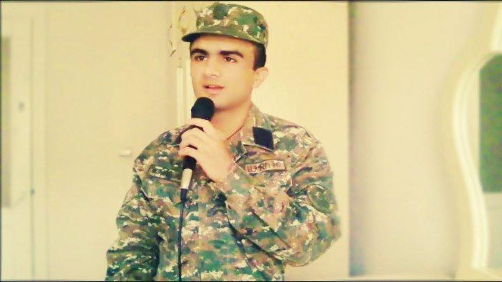 Սիրում եմ քեզ // Garnik Armenia //