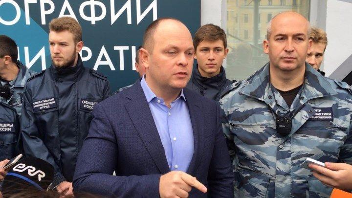 Общественная палата: Выставлять такого фотографа в центре Москвы - неправильно в любом случае