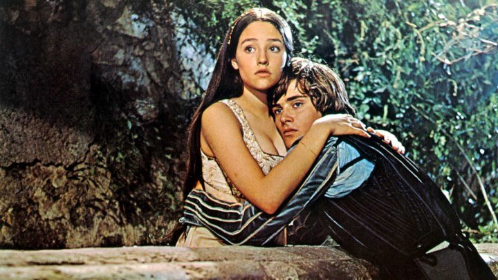 Ромео и Джульетта (лучшая экранизация трагедии Шекспира) | Великобритания-Италия, 1968
