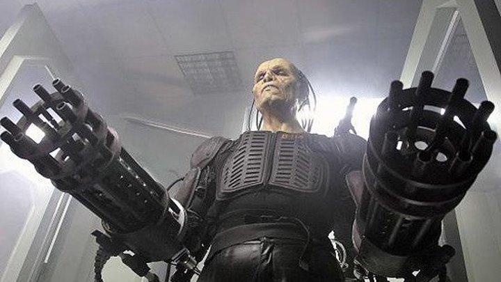 Возвращение живых мертвецов 4: Некрополис (США 2005 HD) Фантастика, Комедия, Ужасы