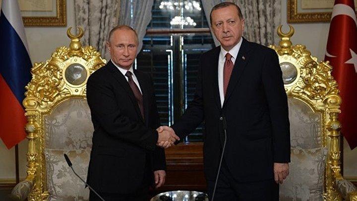 Долг Эрдогана перед Путиным׃ «Турецкий поток», Сирия и кое-что ещё (Руслан Осташко)