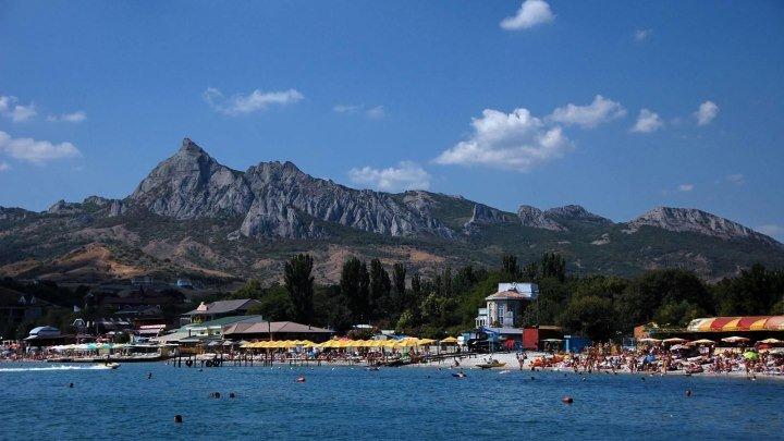 Остров Крым - ОТ КОКТЕБЕЛЯ ДО АРАБАТСКОЙ КОСЫ